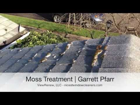 Keeping a Good Roof in Shape | Moss Treatment & Roof Cleaning Portland, Oregon