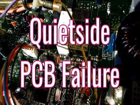 Quietside Mini Split PCB Failure
