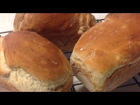 MOUNTAIN HERB BREAD | How to Make Recipes | Quick Recipes