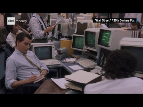Every '80s Wall St. banker's favorite gadgets