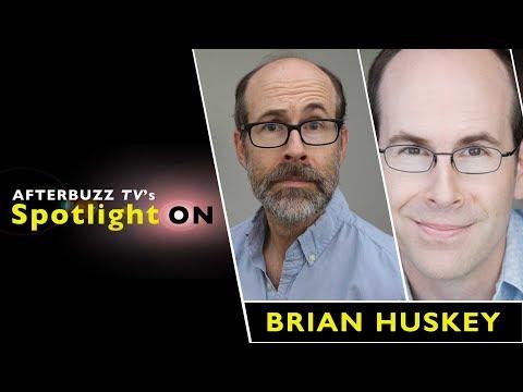 Brian Huskey Interview | AfterBuzz TV's Spotlight