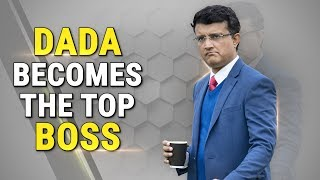 Player to President: Tracing Sourav Ganguly's iconic journey