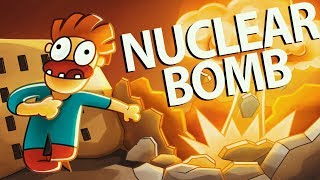 What if You Were At The Nuclear Explosion Area?