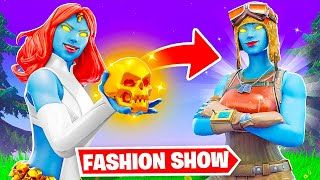 I Stole Peoples Skins In Fortnite Fashion Shows...