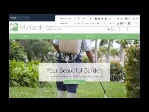 best website builder for artists