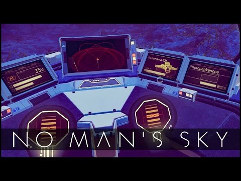 Wie fliegt man das Ding? - No Man's Sky (PS4) #04 [Gameplay German Deutsch] [Let's Play]