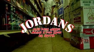 Jordans - Alex Kash Harris/magic/don Spon/ar Spitta Dir. Thee Shooters