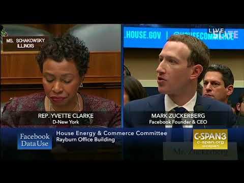 "Senator, They Told Mark Zuckerberg He Should Say ""Senator"" Before Every Statement"