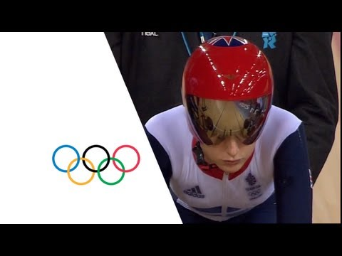 Cycling Track Women's Team Pursuit Finals - GB GOLD -  London 2012 Olympic Games Highlights