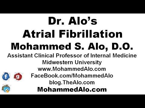 Atrial Fibrillation: Symptoms Treatment Medications
