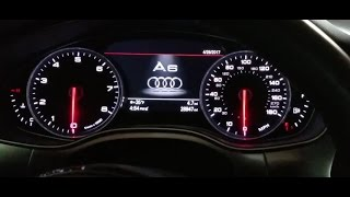 Enable video in motion (VIM) on 2012 - 2015 Audi A6 3 0T (C7