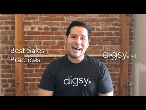 How to Improve Your Sales Performance by 40x (Best Sales Practices - Episode 1)