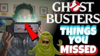 32 Things You Missed In Ghostbusters Afterlife Trailer