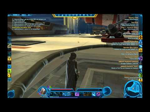 The Holoterminal Ep. 5- Patch Notes Rock Out - SWTOR Guides & News