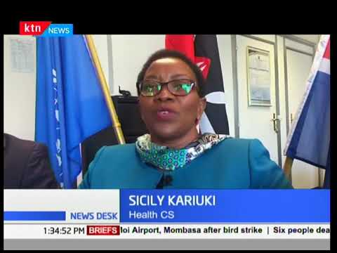 What Health CS Sicily Kariuki had to say over importation of Cuban doctors | KTN News Desk