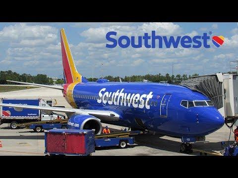 TRIP REPORT | Southwest Airlines (Economy) | B737-700 | Orlando to Newark
