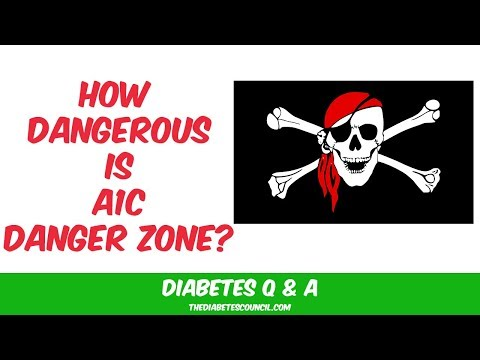 What Is The A1c Danger Zone?