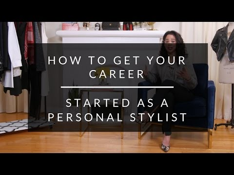 How-To Get Your Career Started as a Personal Stylist {Part 3}