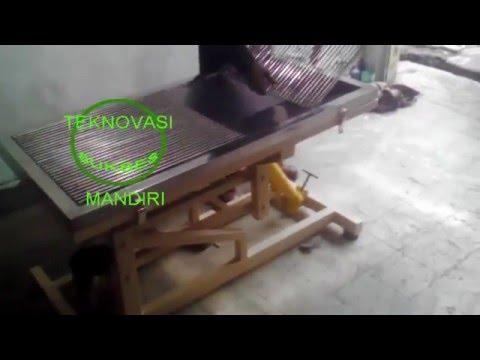 Meja Operasi Hewan VTM 04 Hidrolik Manual