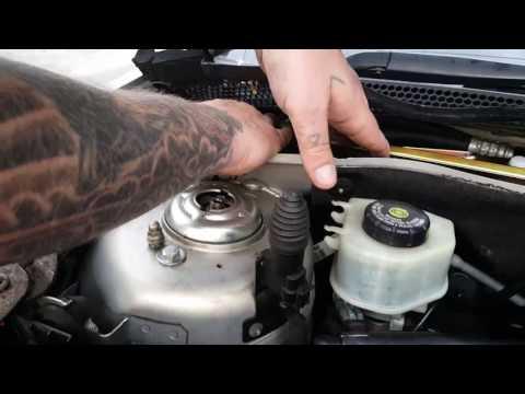 Vectra c wiper linkage repair trick