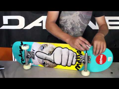 How to Remove bearings from skateboard wheels.
