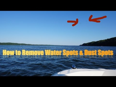 How to Remove Dust Spots or Water Spots from Photos