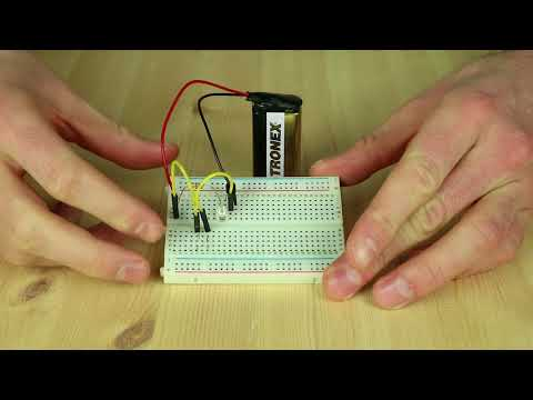 How to build a simple touch sensor