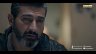 ظل الرئيس |  ياسر جلال في مشهد مؤثر:  ابني مات بسببي