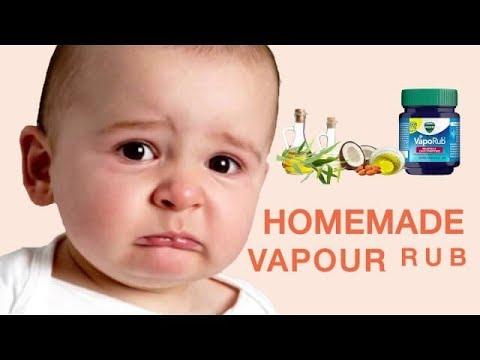 Home Made Vapour Rub
