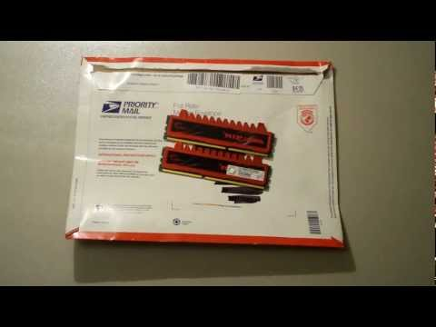 How to Ship Computer Memory
