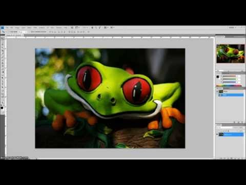 Color to Black and White Conversion in Adobe Photoshop CS4 Extended