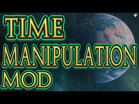 Time Manipulation (Ring Set)- Skyrim Mod [Official Video]