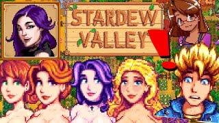 Stardew Valley Naked Glitch