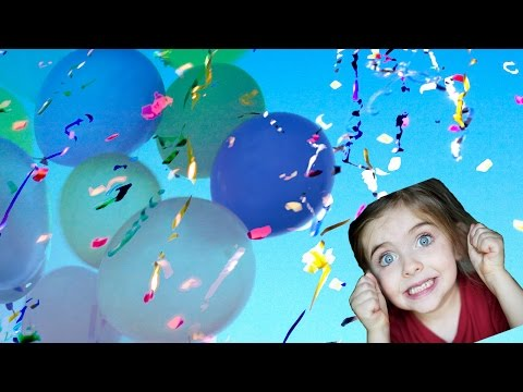 How to Make a Balloon Party Popper