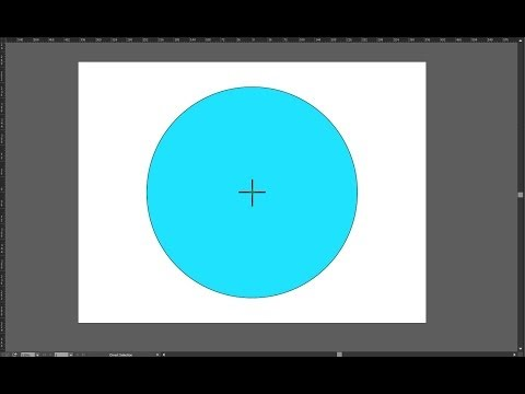 How to Draw a Circle in the Exact Center of the Page in Adobe Illustrator