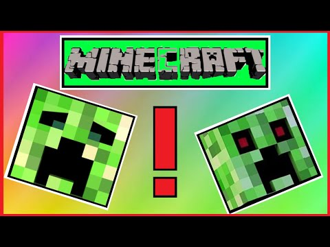 Minecraft Tutorials - How to Build A OK (BAD) Creeper Trap + Screwing Around with 500 Creepers!