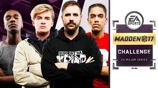 Watch the Madden 17 - Madden Challenge Finals LIVE!