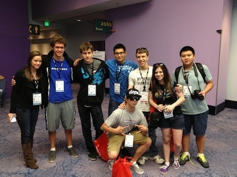From Australia to the USA - Vidcon 2012