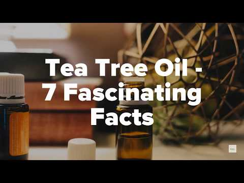 Tea Tree Oil: 7 Fascinating Facts Everyone Should Know