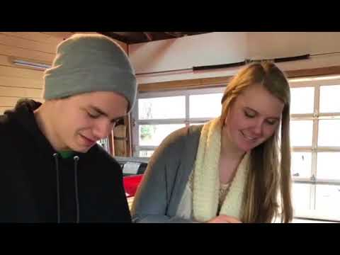 Matt & Brittany - How to build a bamboo fly rod experience