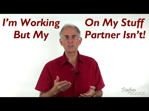 What If I Am Working on My Stuff and My Partner Isn't? - EFT Love Talk Q&A Show
