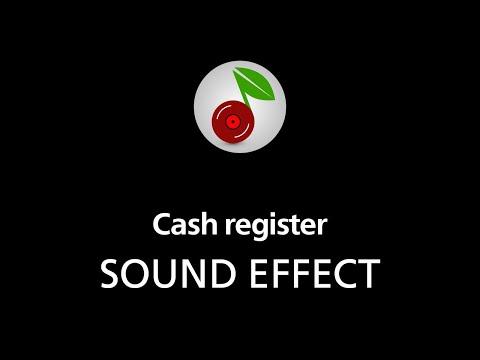🎧 Cash register SOUND EFFECT