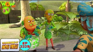 Motu Patlu Ki Painting - Motu Patlu in Hindi - 3D Animation Cartoon for Kids -As seen on Nickelodeon