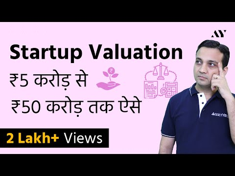 Startup Company Business Valuation Methods