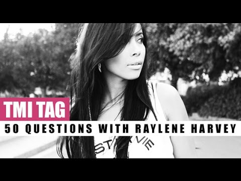 TMI TAG! 50 Questions - My first time, turn ons, fears, secret crushes & more!