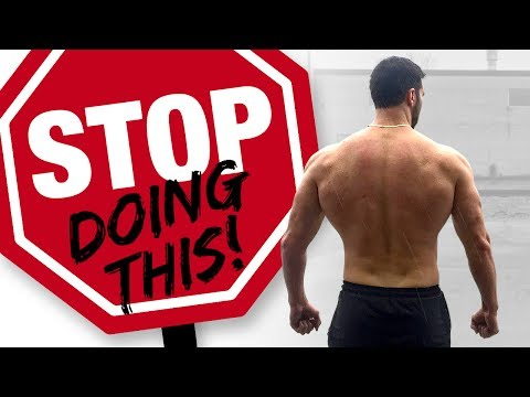 3 WORST Muscle Building Mistakes KILLING You (LITERALLY!)