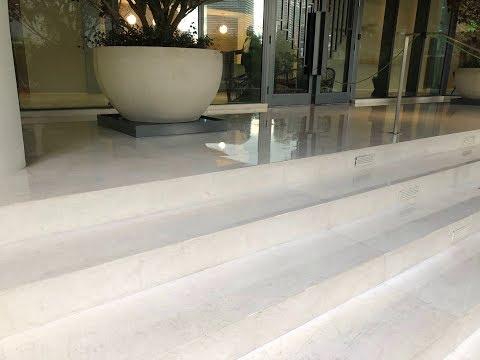 How to Seal a Marble Floor, Marble Steps, Sealing Limestone, Sealing Granite