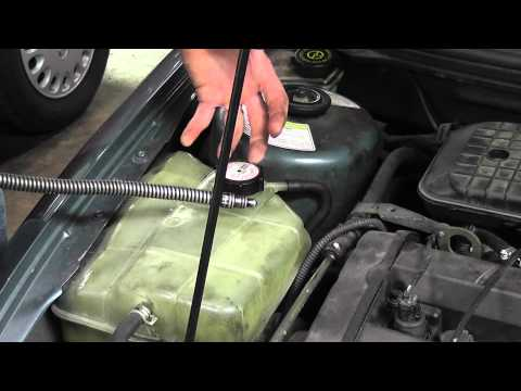 How to test for a bad head gasket