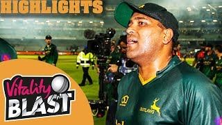 Notts Do White Ball Double | Highlights | Blasts From The Past | Episode 5