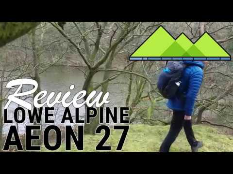 Lowe Alpine Aeon 27L Daypack Review